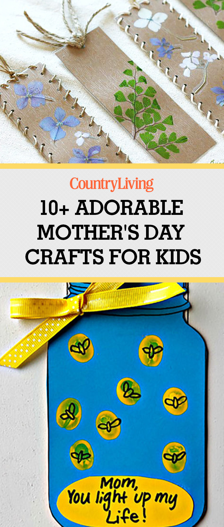 Mother Day Craft Ideas For Preschoolers  10 Cute Mother s Day Crafts for Kids Preschool Mothers