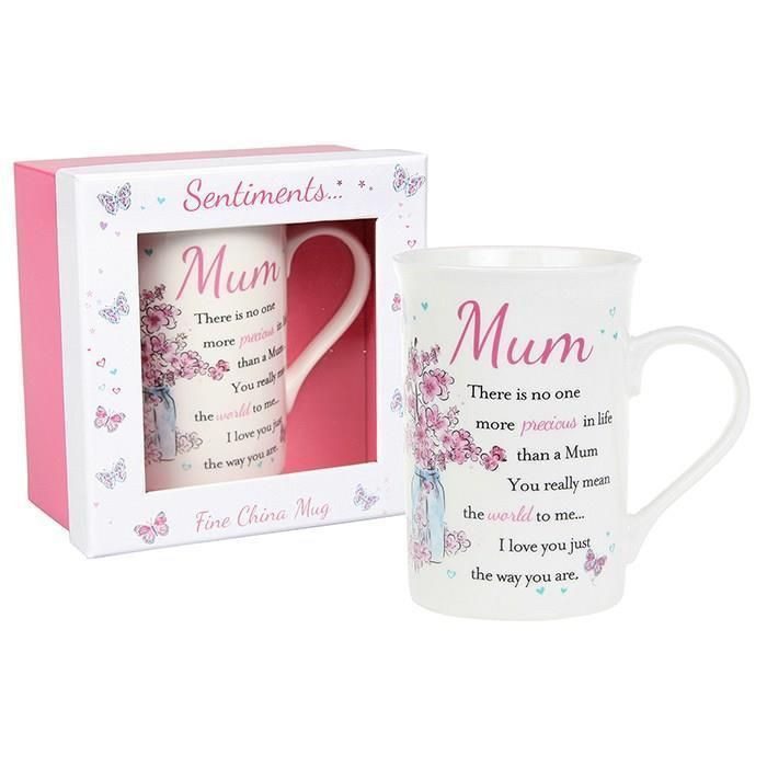 Mother's Day Gifts  Christmas Birthday Mother s Day Gift Sentiment Mug for