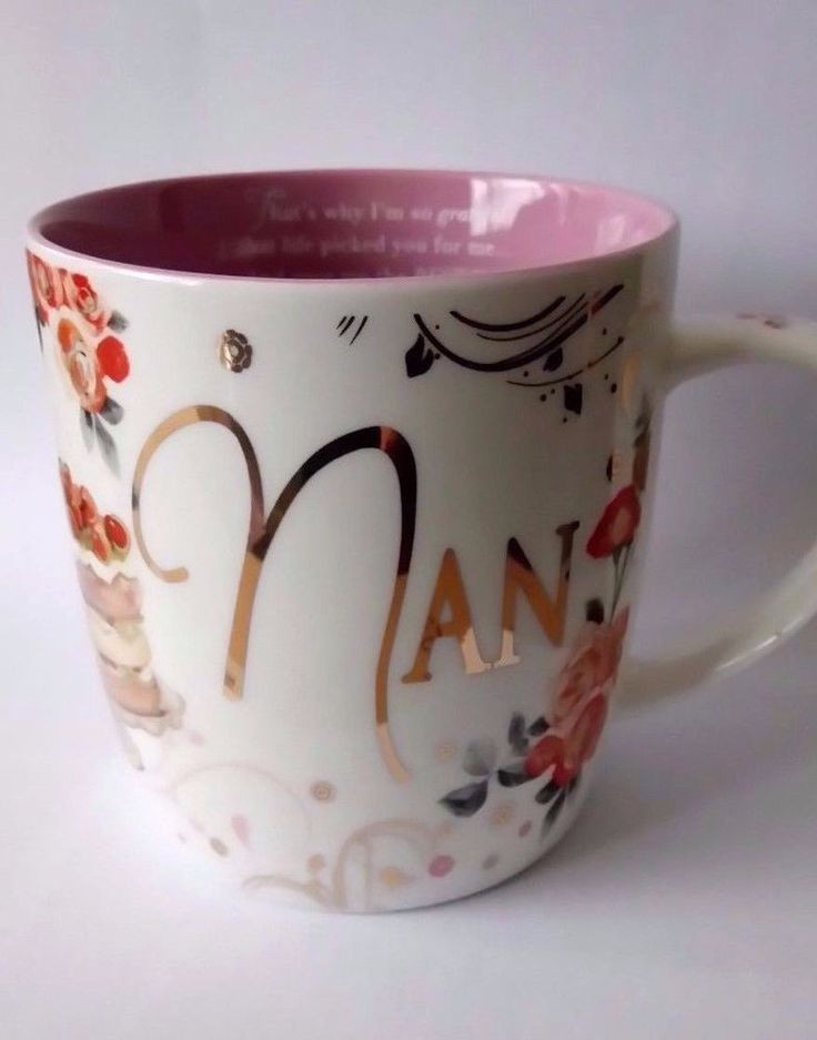 Mother's Day Gifts  Nan s Mug Christmas Birthday Mother s Day Gift for her