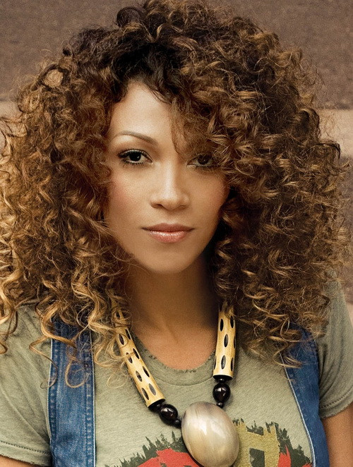 Naturally Curly Hair Hairstyles  Endeavor Naturally Curly Hairstyles to be Pretty and
