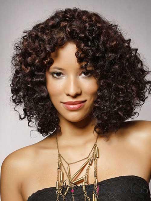 Naturally Curly Hair Hairstyles  Naturally Curly Hairstyles & Bob Haircuts