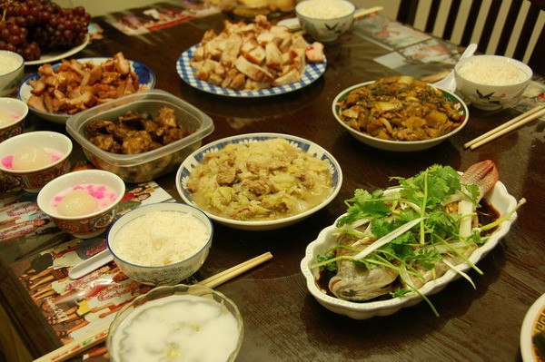 New Year Day Dinner Traditions  Chinese New Year s Eve Traditions eDreams Travel Blog