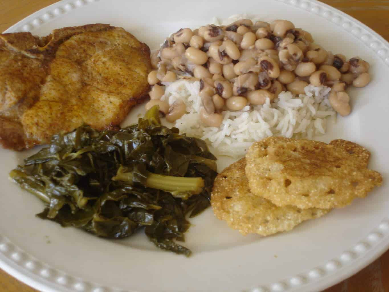 New Year Day Dinner Traditions  Traditional Southern New Year s Day Menu