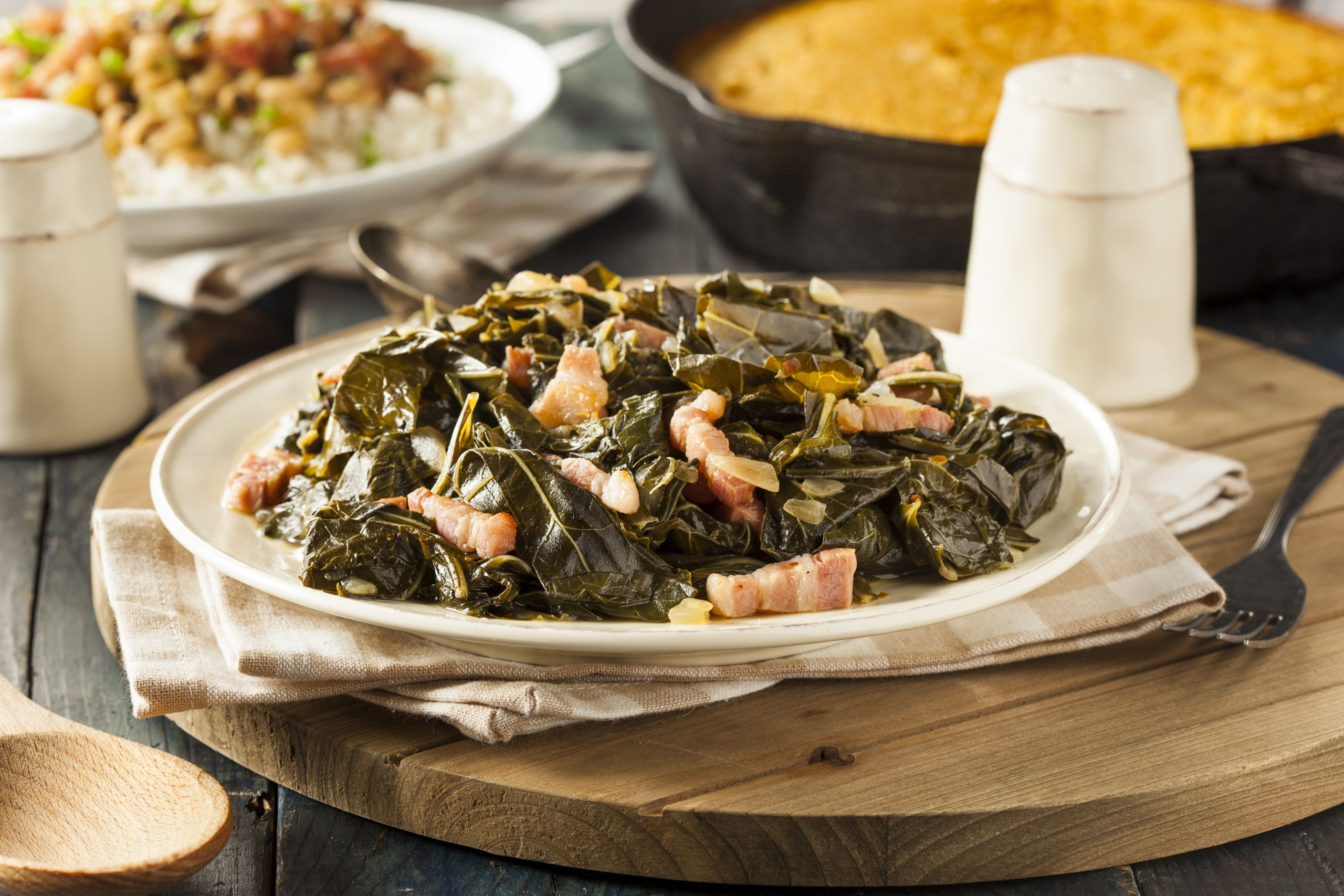 New Year Day Dinner Traditions  5 Good Luck Foods A Southern New Year s Day Tradition