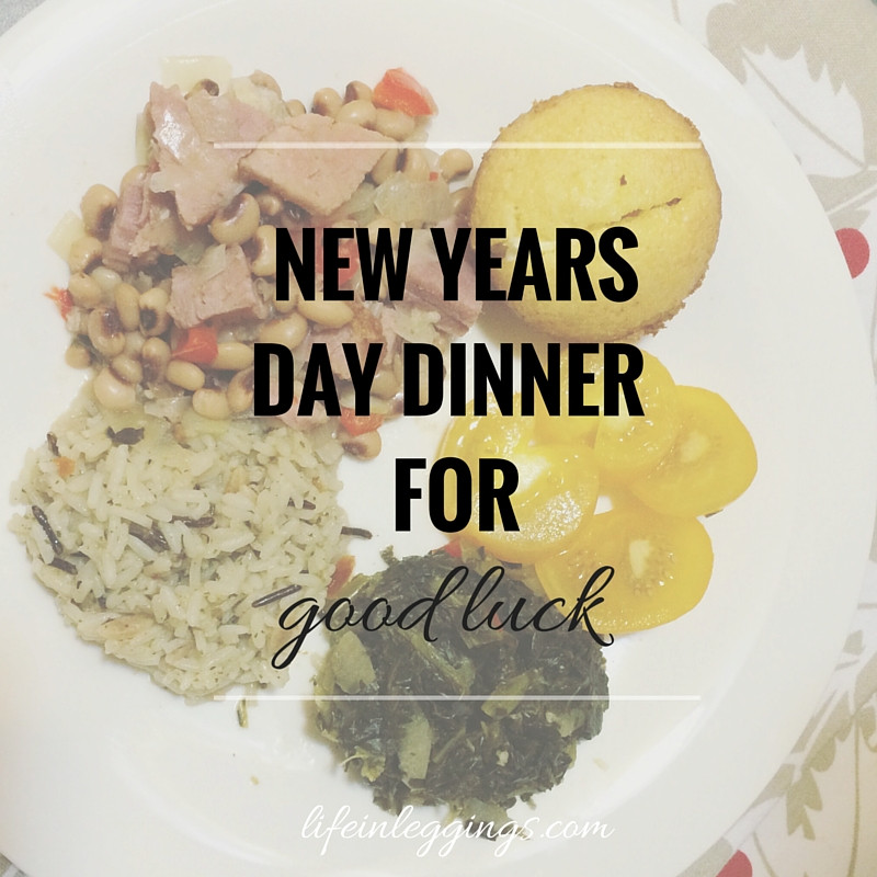 """New Year Day Dinner Traditions  New Years Day Dinner For """"Good Luck"""""""