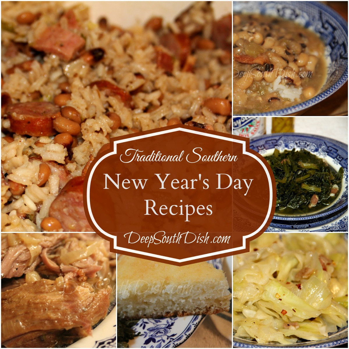 New Year Day Dinner Traditions  PSA from CBT – New Year's Day Food for the Residents of
