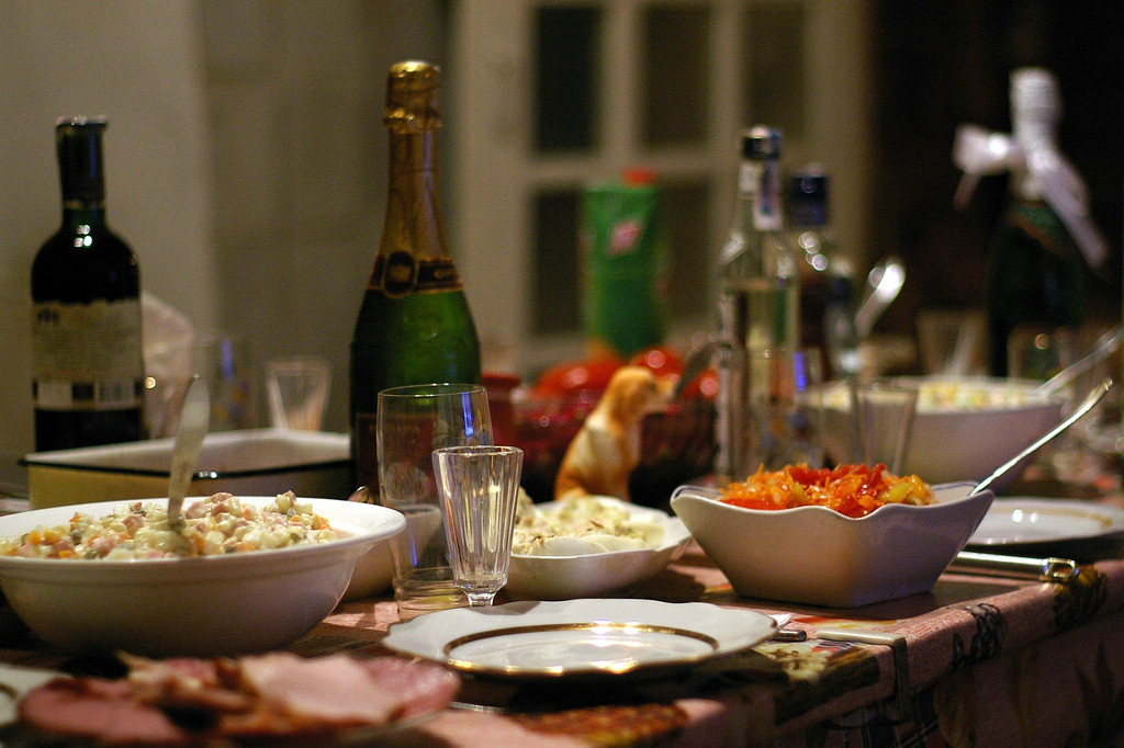 New Years Eve Dinners  How To Celebrate New Year's Eve In Spain