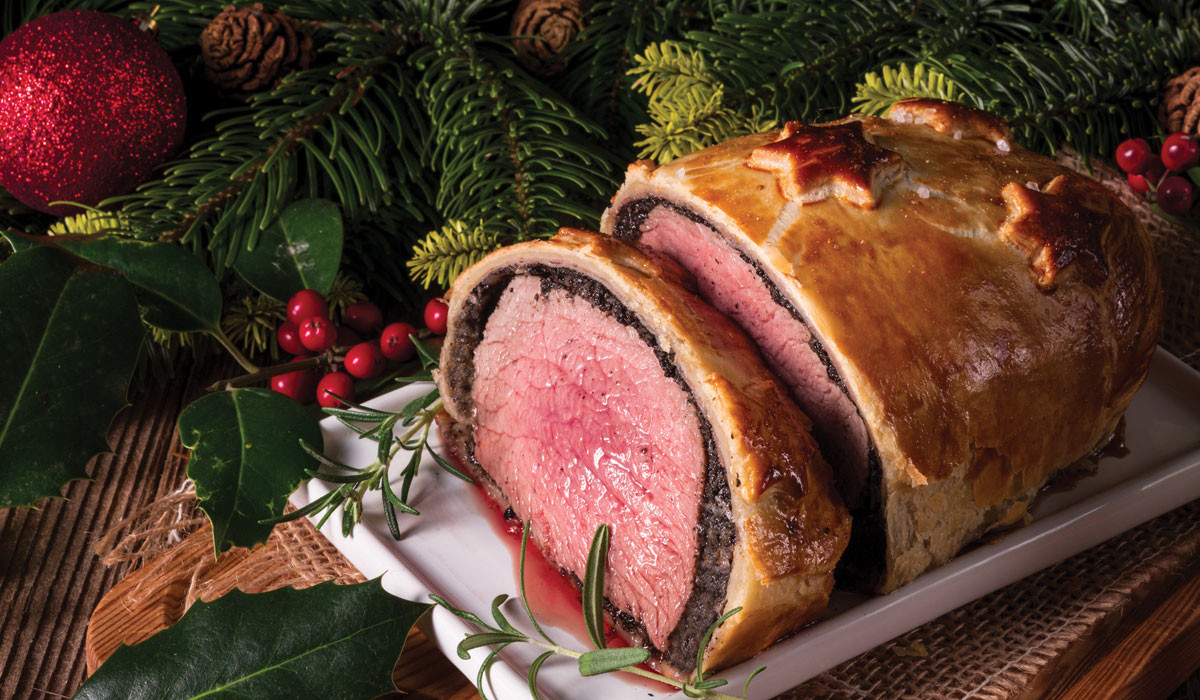New Years Eve Dinners  Reinhart Foodservice New Year's Eve Dinner Services for