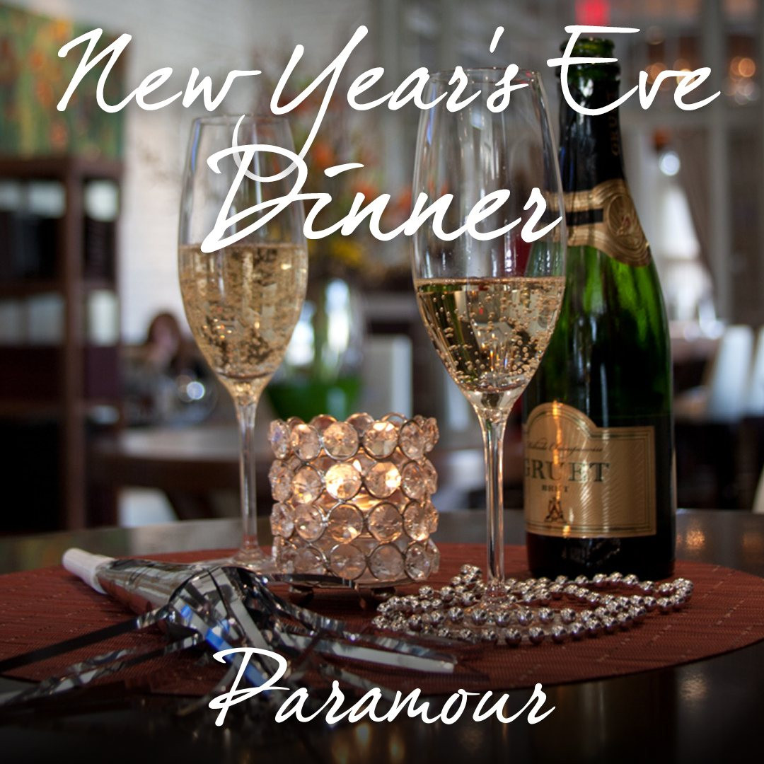 New Years Eve Dinners  New Year's Eve Dinner at Paramour 2018 Wayne Hotel