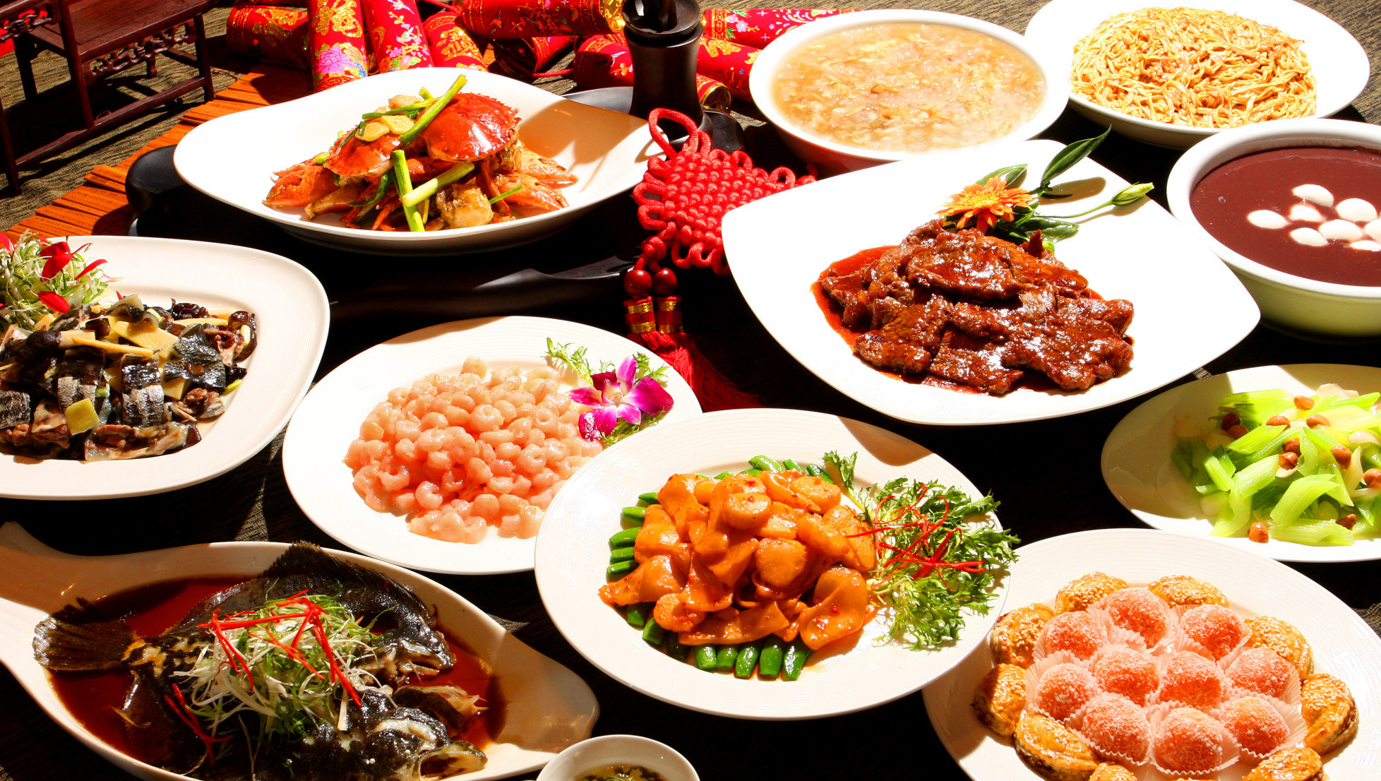 New Years Eve Dinners  How To Celebrate Chinese New Year When You Aren't In China