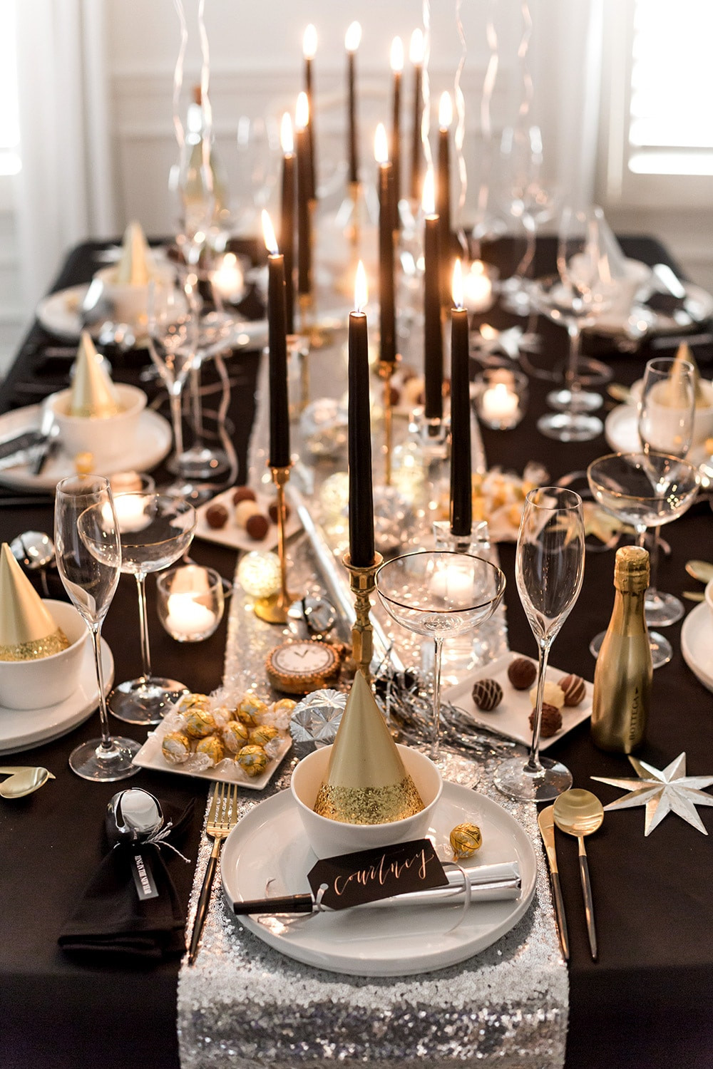 New Years Eve Dinners  How to Host a New Year s Eve Dinner Party