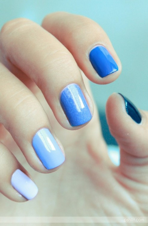 Ombre Nail Colors  Ombre