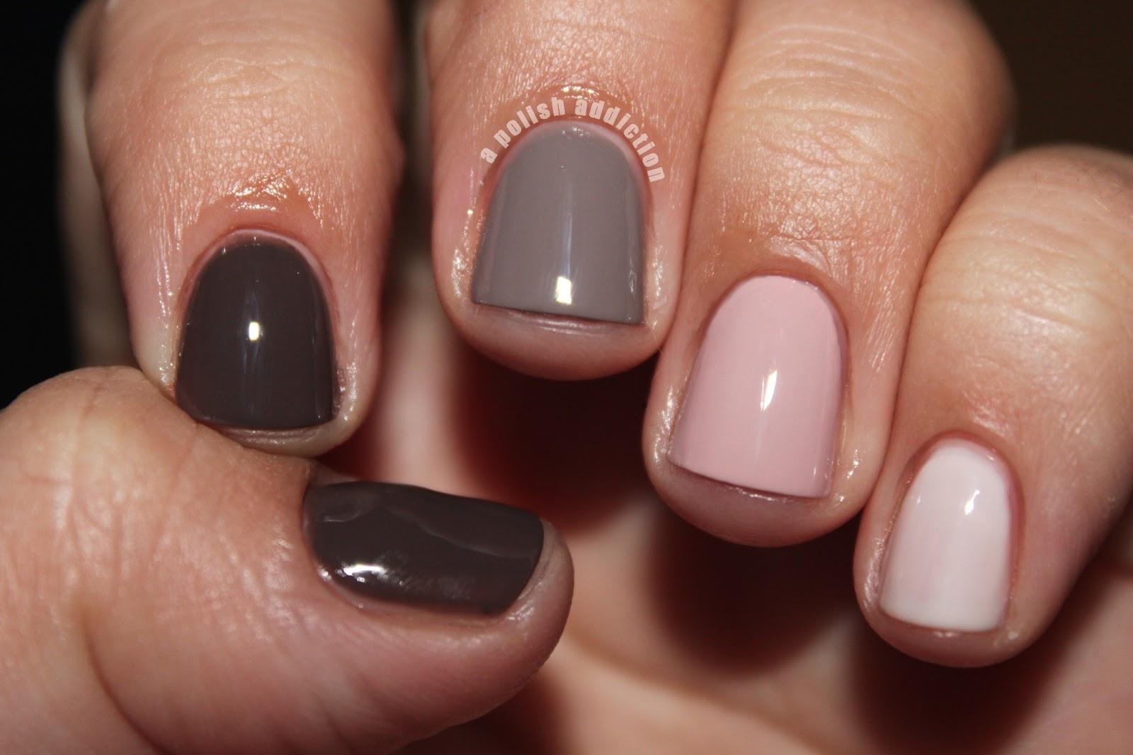 Ombre Nail Colors  A Polish Addiction OPI Ombre Nails