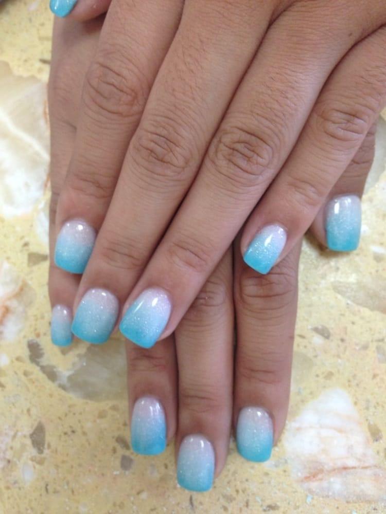Ombre Nail Colors  Ombre color powder