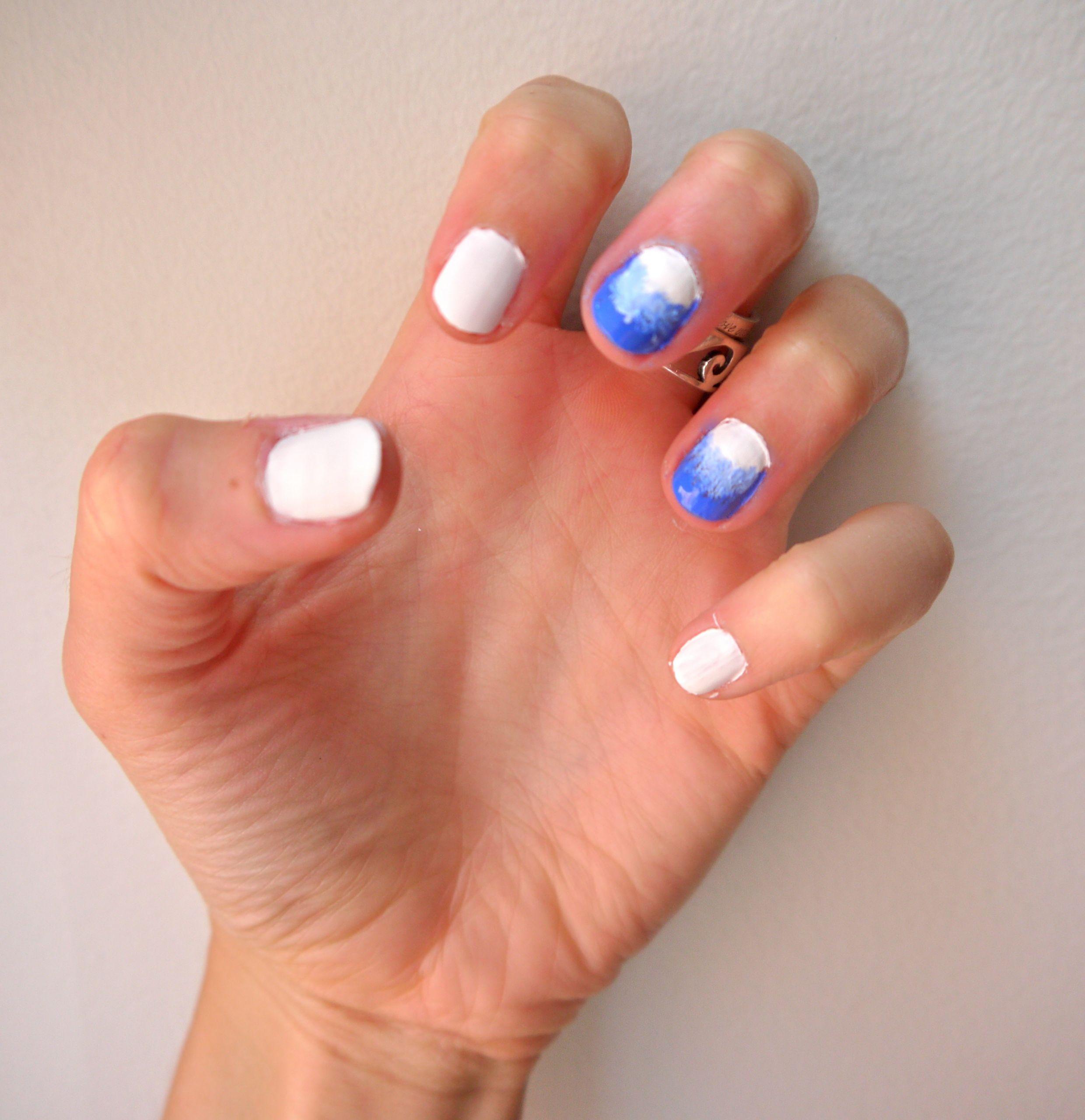 Ombre Nail Colors  DIY Ombre Nail Polish