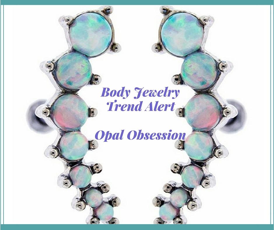 Opal Body Jewelry  Body Jewelry Trend Alert Opal Obsession – bodyjewelry