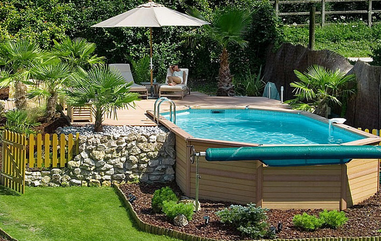 Oval Above Ground Pool  Ground Pool Oval Sizes
