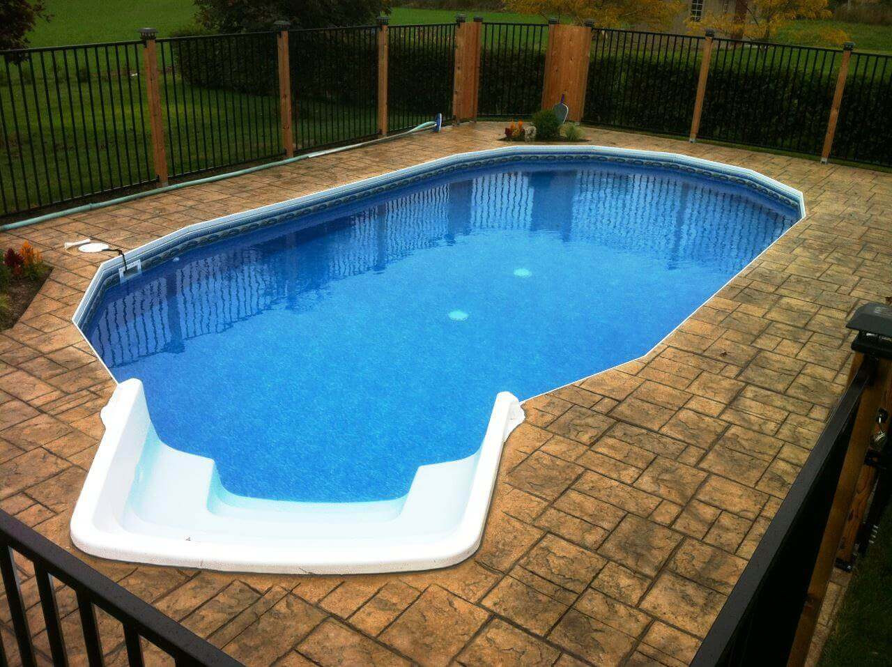 Oval Above Ground Pool  Intex above Ground Swimming Pools Reviews
