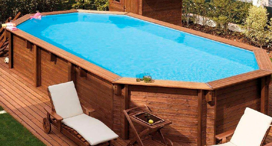 Oval Above Ground Pool  Oval Ground Pools