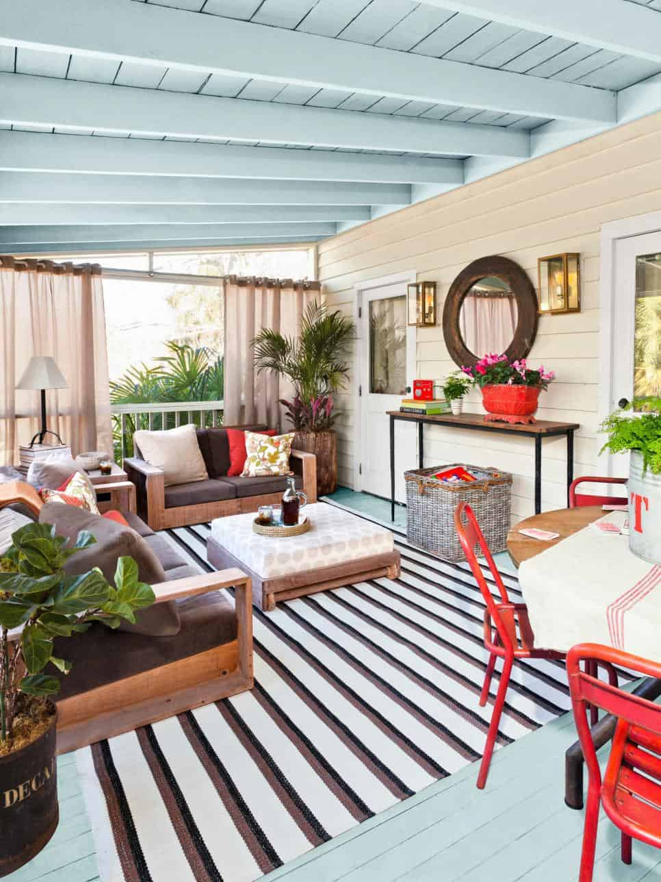 Paint A Deck  10 Ways to Spruce Your Outdoor Space With Paint