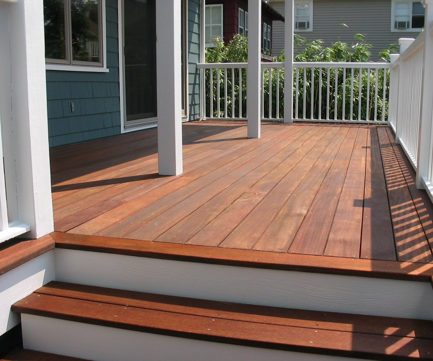 Paint A Deck  How ten Should You Stain Your Deck – Freeland Painting