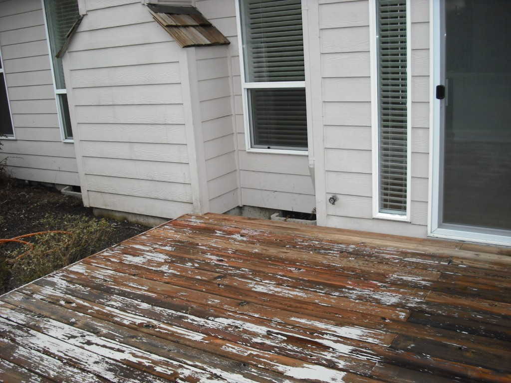 Paint A Deck  Seven Simple Tips to Keep Your Deck in Great Shape
