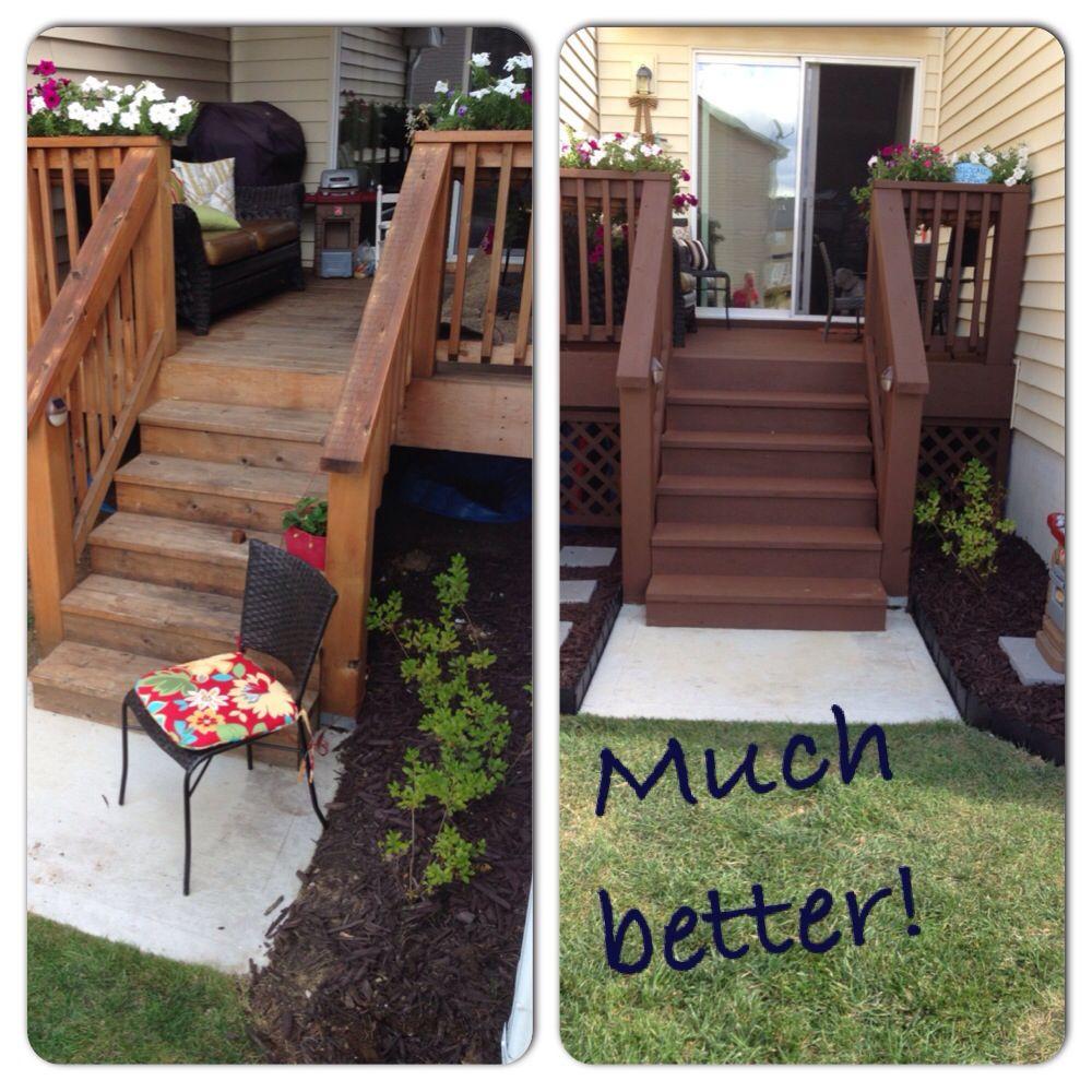 Paint A Deck  Best 25 Restore deck paint ideas on Pinterest
