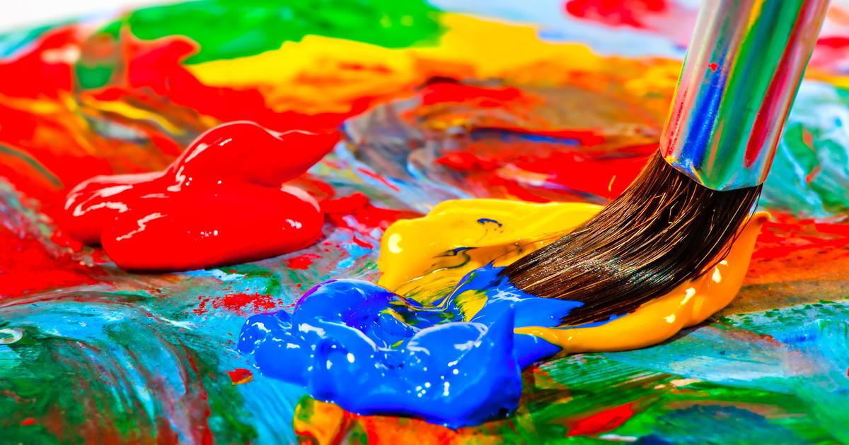 Paint Ideas For Preschoolers  9 painting ideas for children Netmums