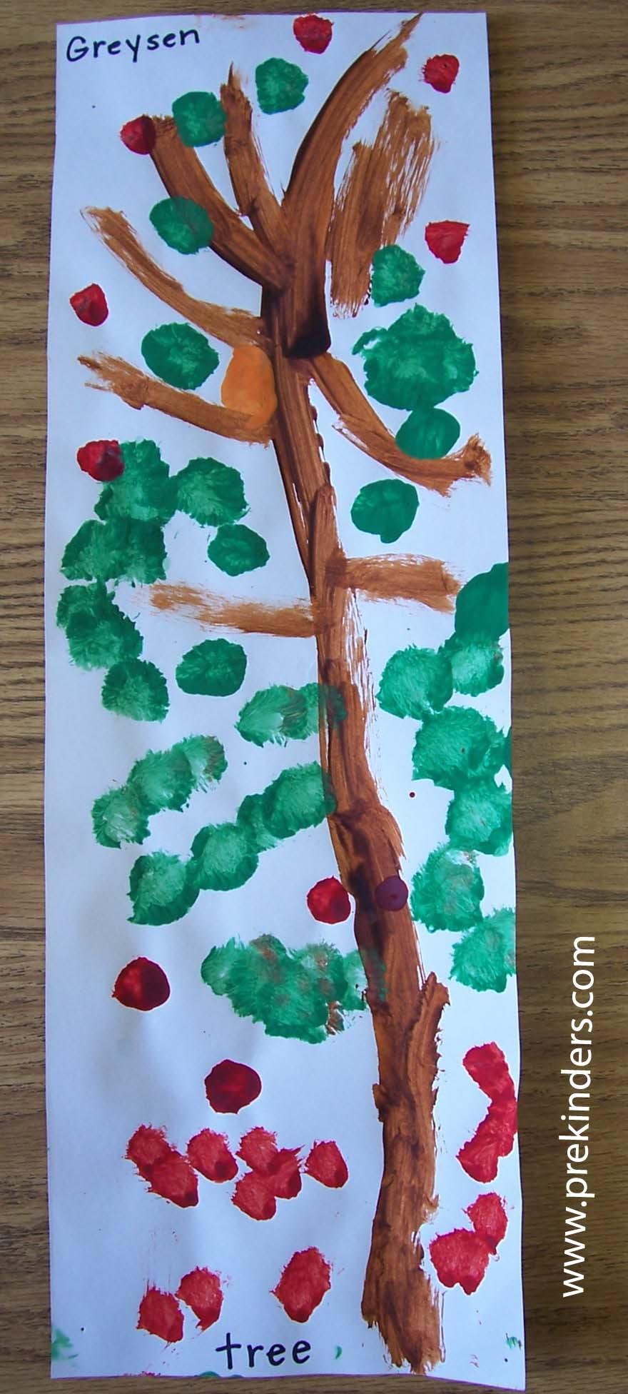 Paint Ideas For Preschoolers  Painting Activities for Pre K PreKinders