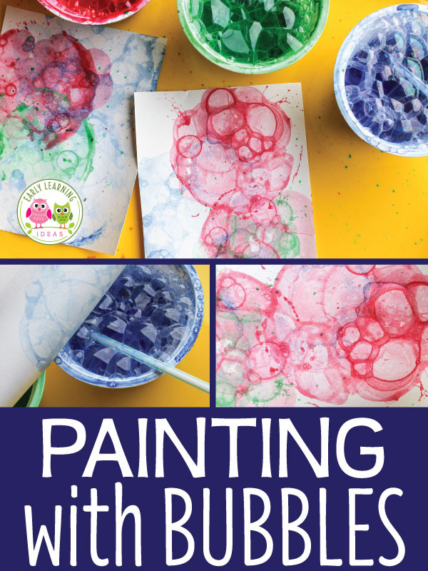 Paint Ideas For Preschoolers  The Best Art Activities for Kids How to Paint with