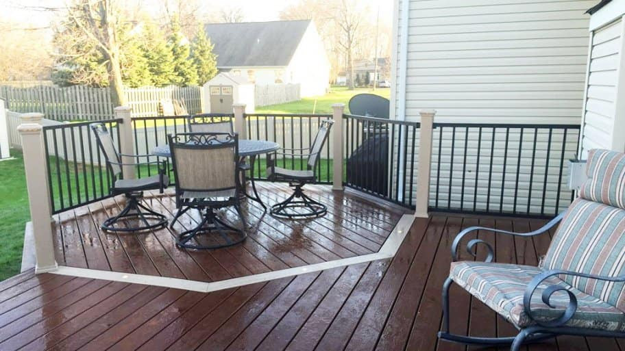 Paint My Deck  Should I Paint or Stain My Deck