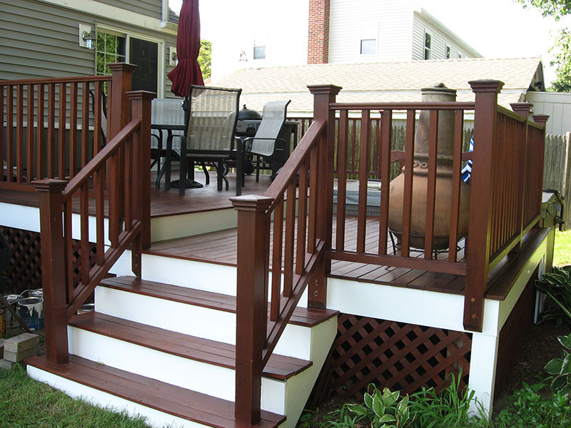 Painting Your Deck  The Signs It s Time to Restore Your Deck Jerry Enos Painting