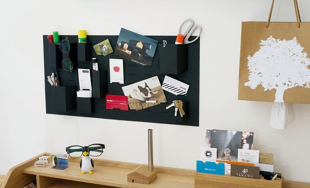 Paper Organizer DIY  DIY Paper Wall Organizer IPPINKA