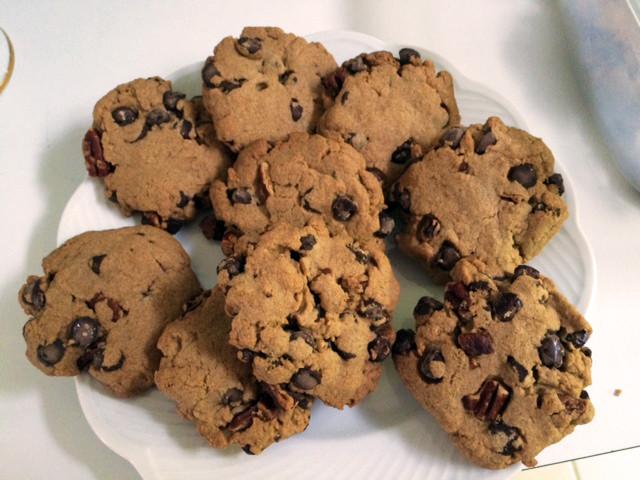 Passover Cookie Recipe  Grandma Teddy s Passover Chocolate Chip Cookie Recipe A