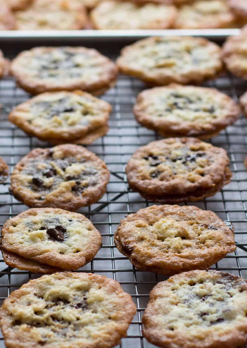 Passover Cookie Recipe  Passover Chocolate Florentine Cookies