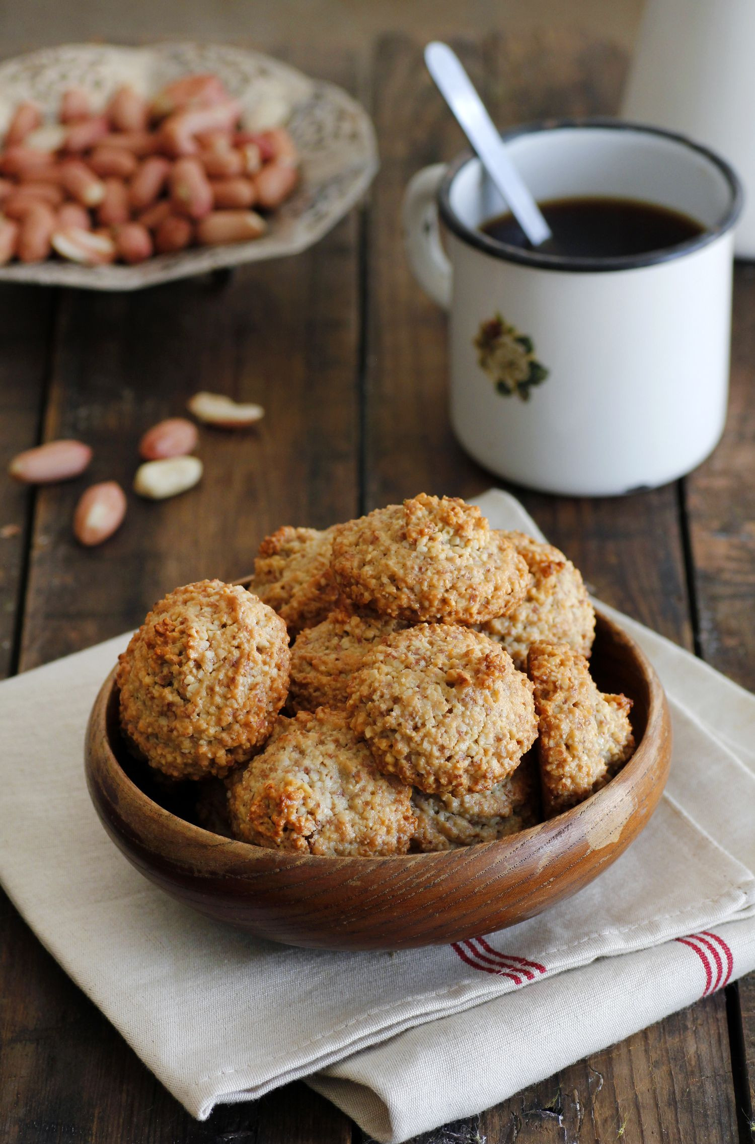 Passover Cookie Recipe  Peanut Cookies for Passover