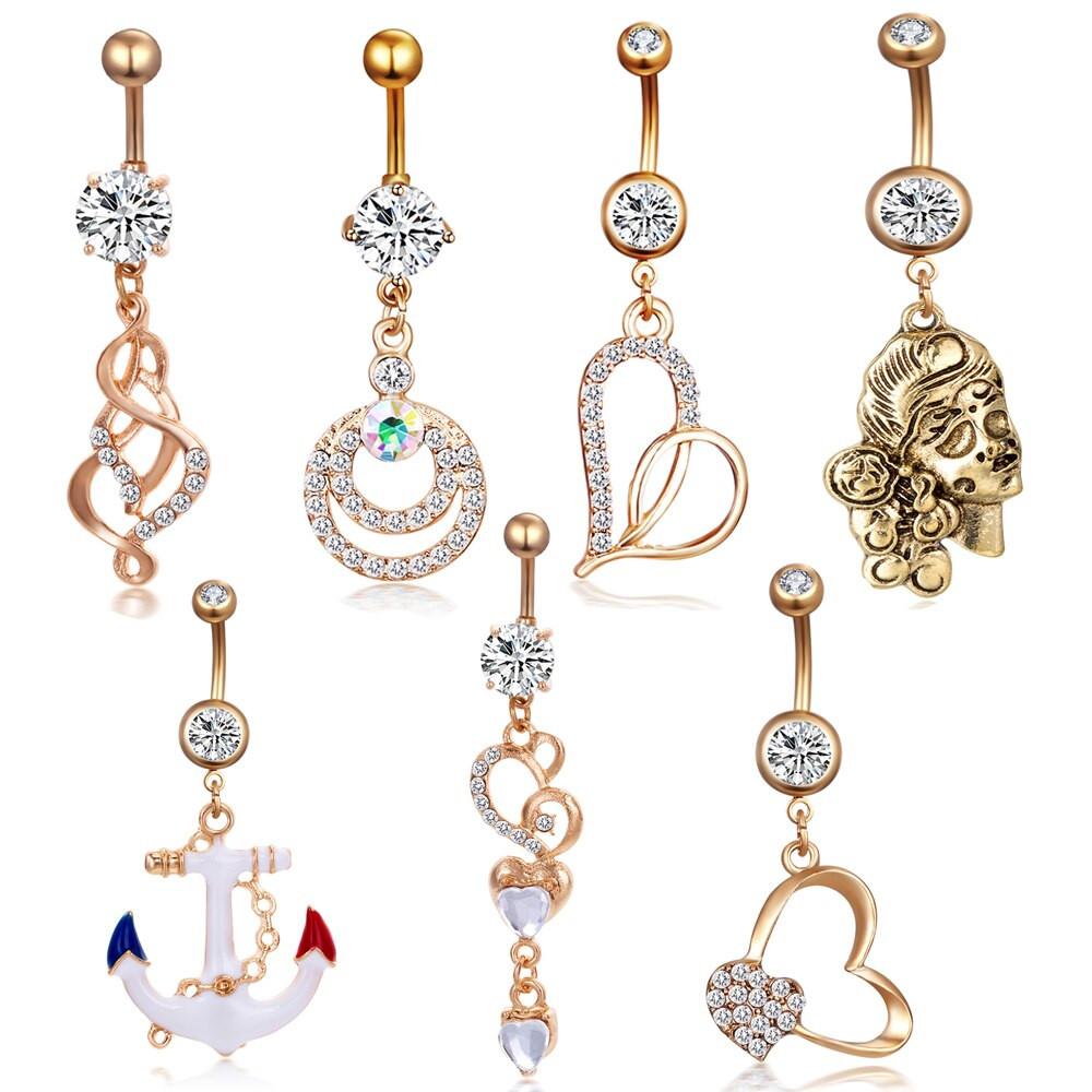 Peircings Body Jewelry  Aliexpress Buy Junlowpy Gold Body Piercings Jewelry