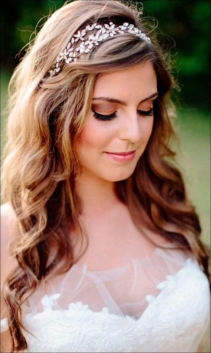 Pictures Of Wedding Hairstyles For Medium Length Hair  Bridal Hairstyles For Medium Hair 32 Looks Trending This