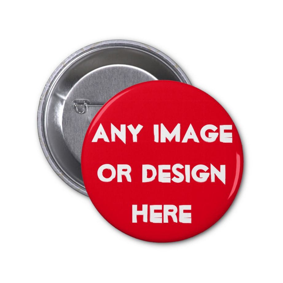 "Pins Boton  5 custom 2 25"" PINBACK BUTTONS with any photos designs"