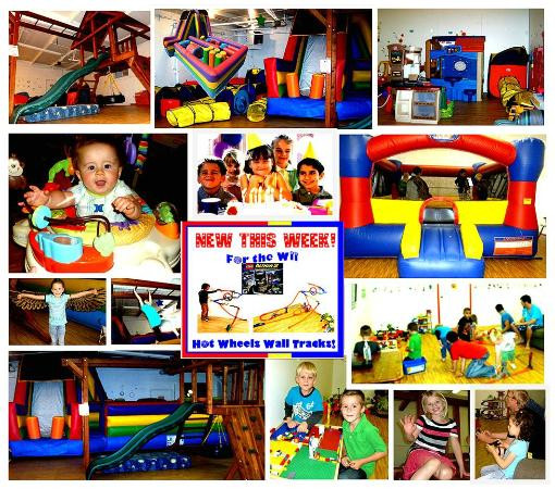 Planet Kids Indoor Playground  Planet Kids Indoor Playground Powell 2020 All You Need