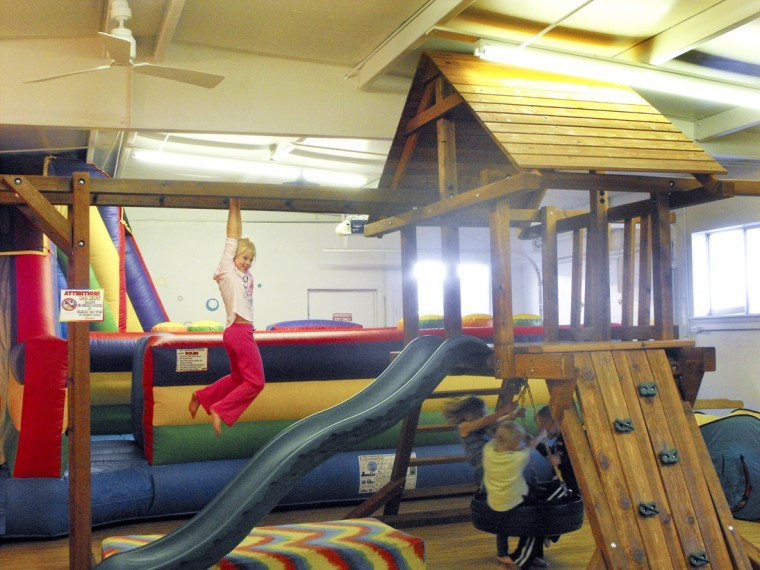 Planet Kids Indoor Playground  Powell family launches Planet Kids
