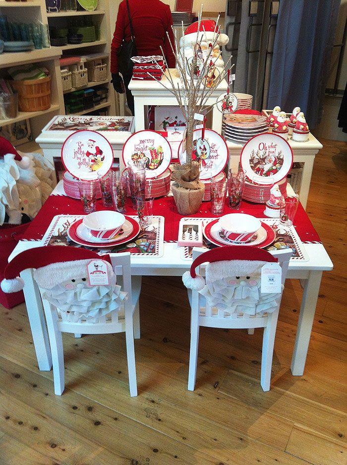 Pottery Barn Kids Decor  Lovely kids Christmas table How I love PBK Pottery Barn