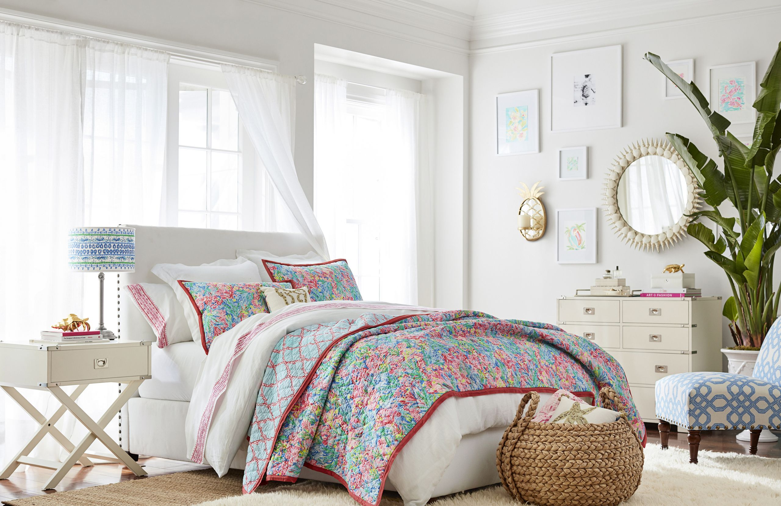 Pottery Barn Kids Decor  Pottery Barn and Lilly Pulitzer Home Decor Collection