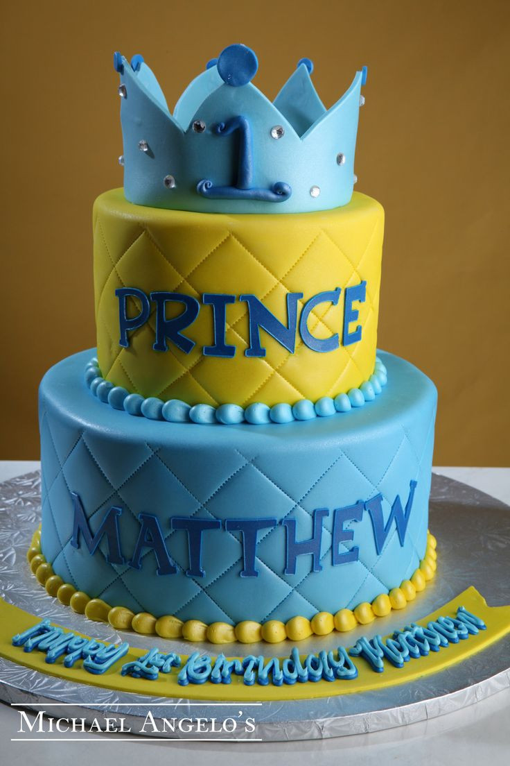 Prince Birthday Cake  65 best images about Prince theme on Pinterest
