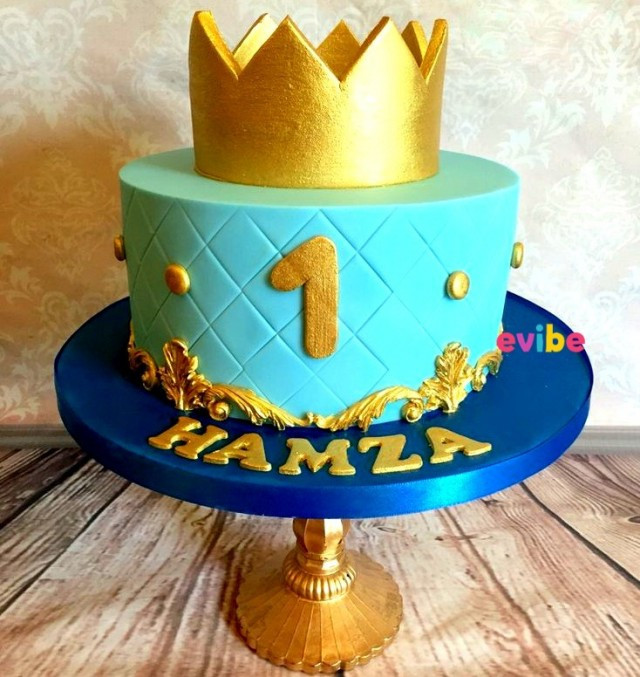 Prince Birthday Cake  Order elegant prince theme cake online birthday cake in