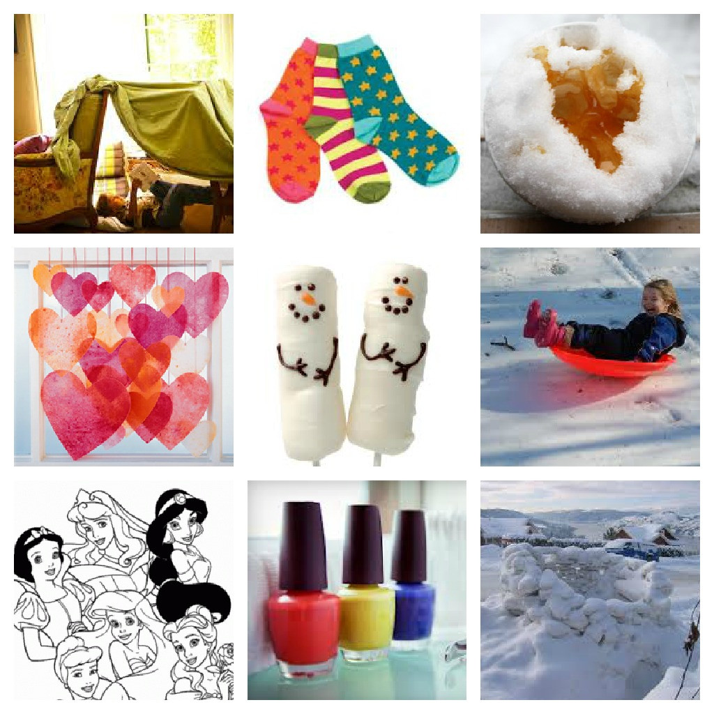 Projects For Kids At Home  36 Snow Day Activities and Ideas for Your Kids Her View