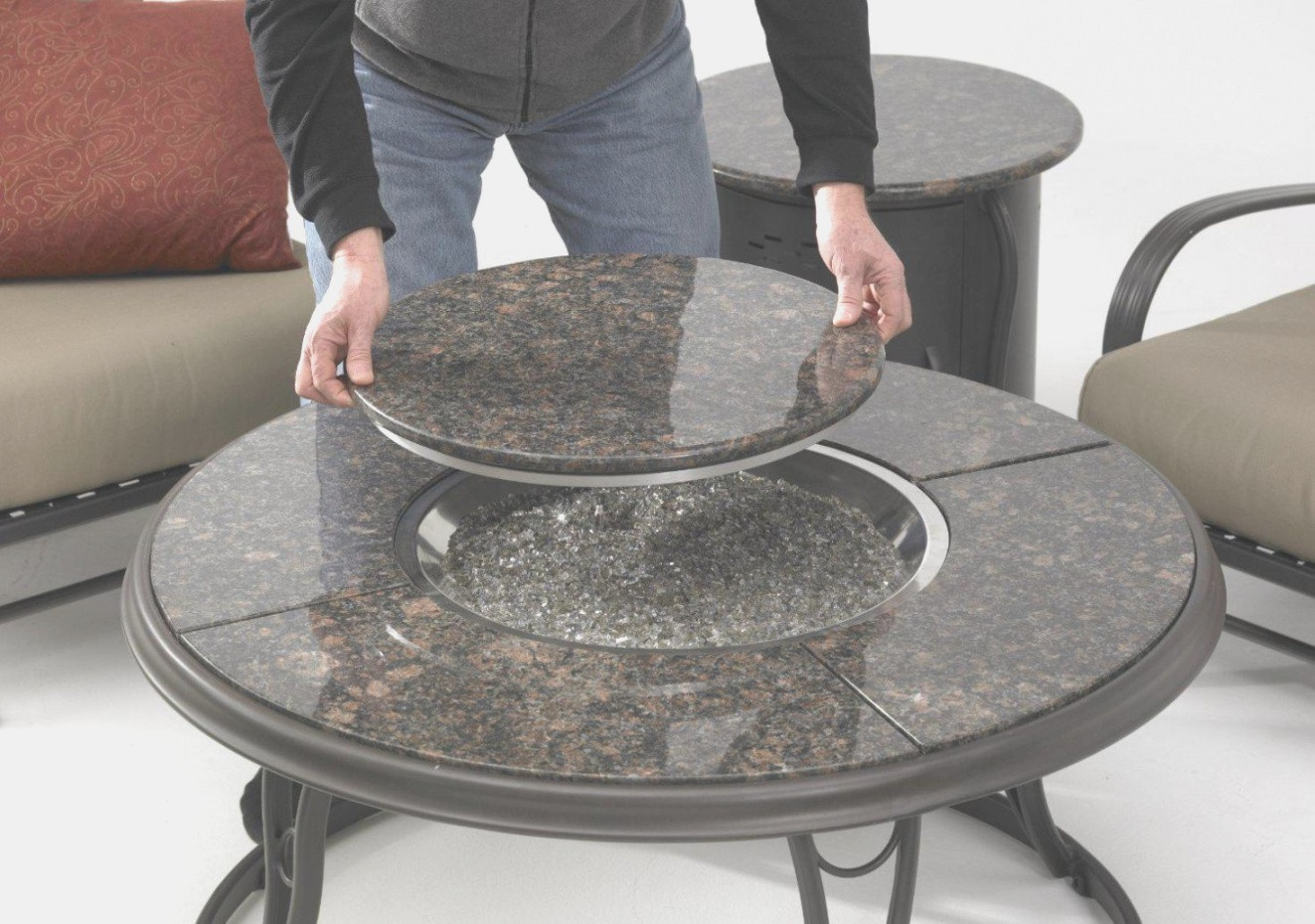 Propane Fire Pit Coffee Table  7 Ugly Truth About Propane Fire Pit Coffee