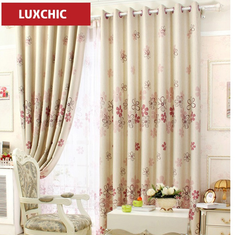 Purple Curtains For Kids Room  Modern Curtains Blackout Curtains for Living Room Kids