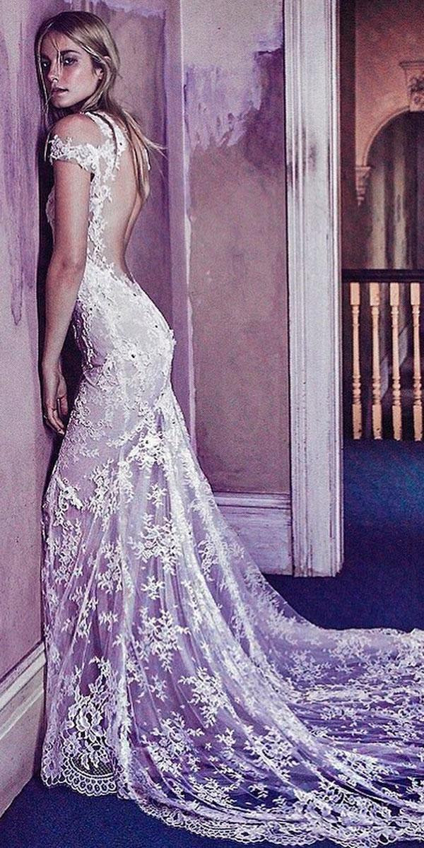 Purple Wedding Gown  18 Purple Wedding Dresses — New Trend For 2019