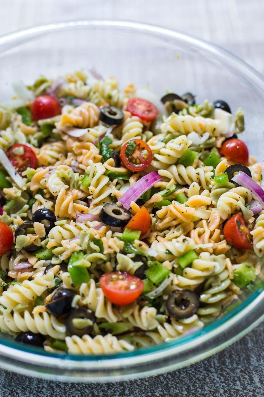 Quick And Easy Vegan Recipes  Quick & Easy VEGAN Pasta Salad this recipes es